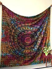 Indian Star Mandala Ethnic Wall Hanging Hippie Home Decor Gypsy Boho Tapestry