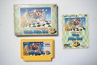 Famicom Super Mario Bros 3 boxed Japan FC game US Sellerr