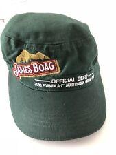 2010 James Boags Australian Formula 1 Grand Prix Cap Hat Baseball Cap F1