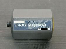 Kustom Signals Golden Eagle Traffic Radar Single Antenna Frequency 334 36 Ghz