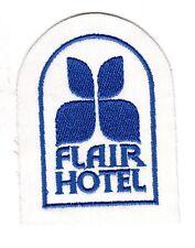 Patch Aufnäher Flair Hotel Reiseandenken