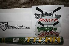 Worth Titan 5.4L Unleashed Softball Bat 34 28 NIW non-ASA Slowpitch SBTSBF New