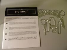 Stampin' Up! Candles & Confetti Framelits Dies