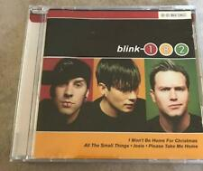 BLINK 182 I WON'T BE HOME FOR CHRISTMAS 4 TRACK CD SINGLE RARE