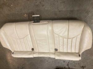00-04 Jaguar S Type Rear Lower Seat Bottom Cushion 1A410058BAA