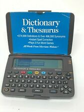 Franklin Mwd-440 Bookman Electronic Dictionary & Thesaurus Handheld Dictionary