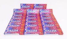 100pcs Original Sugarless Strawberry Flavor Falim Sugar Free Turkish Chewing Gum