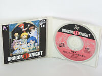 DRAGON KNIGHT II 2 ref/C PC-Engine SCD PCE Grafx Japan Game pe