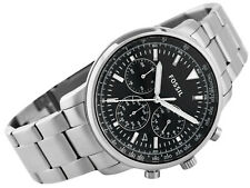 Fossil FS5412 Mens Stainkess Steel Chronograph Watch
