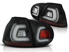 VW GOLF 5 2003 2004 2005 2006 2007 2008 2009 FEUX ARRIERE LDVWA3 BLACK LED