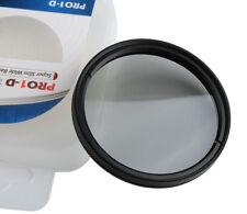 JYC 58mm Circular Polarizing Polarizer CPL Filter for Canon Nikon Sony Pentax