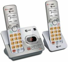 2Set Landline Cordless Telephone Portable Wireless Mobile Best Home Office Phone