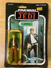 Star Wars ROTJ Han Solo (Bespin) Figure - 1983 Kenner 65-Back - Unopened MOC