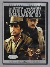 Butch Cassidy & The Sundance Kid - Dvd A - Paul Newman - Robert Redford 1969