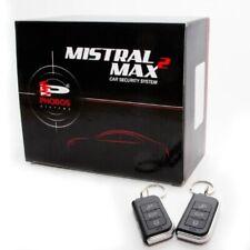 Autoalarmanlage Mistral Max² universal 12V viele Funktionen