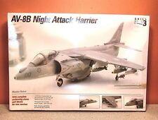 1/72 TESTORS AV-8B NIGHT ATTACK HARRIER MODEL KIT # 658