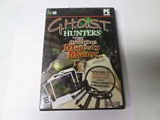 G.H.O.S.T. Hunters - The Haunting of Majesty Manor - Like New