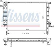 Radiator Nissens 60619A fits 87-93 BMW 325i