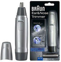 Braun EN10 Exact Washable Nose and Ear Hair Trimmer Clipper