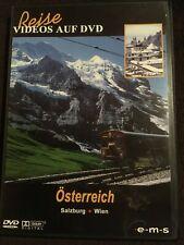 REISE-VIDEOS AUF DVD - ÖSTERREICH : SALZBURG & WIEN / DVD