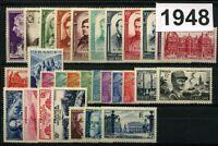 France Année complète 1948**