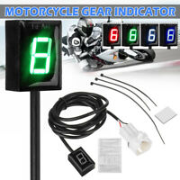 Motorcycle 6 Level LED Display Speed Shift Gear Indicator for Suzuki GSX-R1000