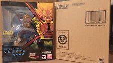 Dragon Ball Z Vegeta Super Saiyan Figuarts ZERO Bandai PVC statue