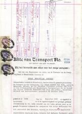 South Africa document revenues 1925 fiscal Stempelmarken