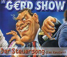 Die Gerd Show  Der Steuersong (Las Kanzlern) cd Long Version