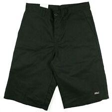 Dickies Industry 300 Negro Pantalones cortos estilo cargo de trabajo de dos tonos