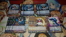 Cardfight Vanguard! Tsukuyomi Ride Chain Full moon half moon moon deity HOT!