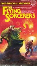 The Flying Sorcerers by David Gerrold 1978, Paperback Mightiest Witch Doctor