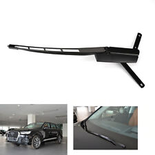 Steel Front Windshield Wiper Arm Right Black for Audi Q7 2007-2014