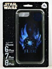 Disney Star Wars 3-D Effect Jedi Apple Iphone 6S/7/8 Plus Cellphone Case NEW
