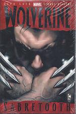 Wolverine Sabretooth  HC  NEW  Sealed  70% OFF   Jeph Loeb  Oversized