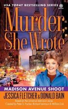 Murder, She Wrote: Madison Ave Shoot (Murder She Wrote)-ExLibrary