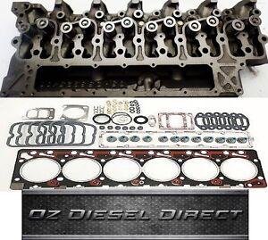6BT 6BTA 6BTAA New Complete Cylinder Head + Gasket kit for Cummins 6BT