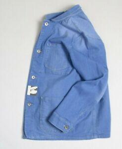 Lee Jeans Men Denim Jacket S Workwear Chore garment Rider Coat Engineered polloi
