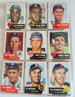 1991 Topps The ULTIMATE '53 SERIES SET - Look -68 TOTAL CARDS --  NOW $13.00