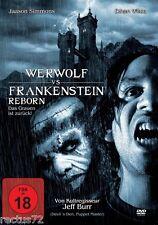 Werwolf vs. Frankenstein Reborn DVD