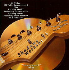 SHADOWS WORKOUT 9 +   BACKING TRACK CD BY Ian McCutcheon