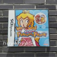 Super Princess Peach Nintendo DS, Brand New Sealed Free Shipping