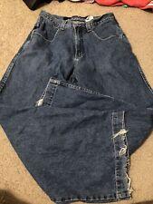 Vintage JNCO Jeans Twin Cannon Wide Leg (33Wx32L)