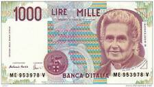 Italy - 1000 Liras - UNC currency note