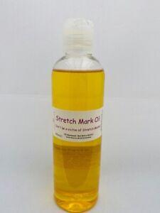 Stretch Mark Oil 100% pure cold pressed oils & essential oils 250mls