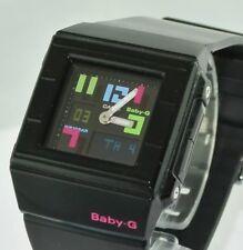 """Casio BABY G Damen- & Mädchen-Uhr """"schwarz"""" / Quarz / Kunststoffarmband"""