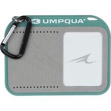 Umpqua UPG Fly Badge Green Micro Slit Foam Magnetic Panel Fly Fishing