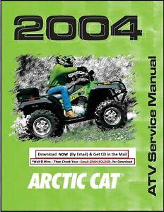 Arctic Cat Motorcycle Repair Manuals Literature For Sale Ebay
