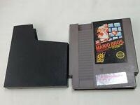 Super Mario Bros NES 1985 Nintendo game