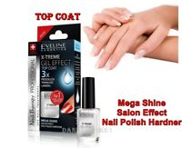 Eveline Nail Therapy Professional Conditioner X-Treme Top Coat Gel Effect  12 ml